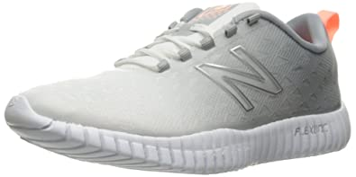 New Balance Women's 99v1 Training Shoe, Silver/White, ...