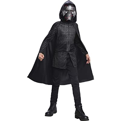Rubie's Star Wars: The Rise of Skywalker Child's Kylo Ren Costume, Large: Toys & Games