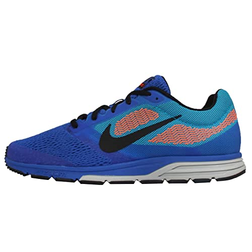 29e5df5dee58 Nike AIR Zoom Fly 2 Navy   Blue MESH Running Shoes - UK 9  Buy Online at  Low Prices in India - Amazon.in
