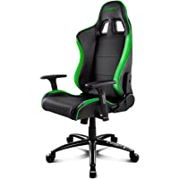 Drift DR200 - DR200BG - Silla Gaming, Color Negro/Verde