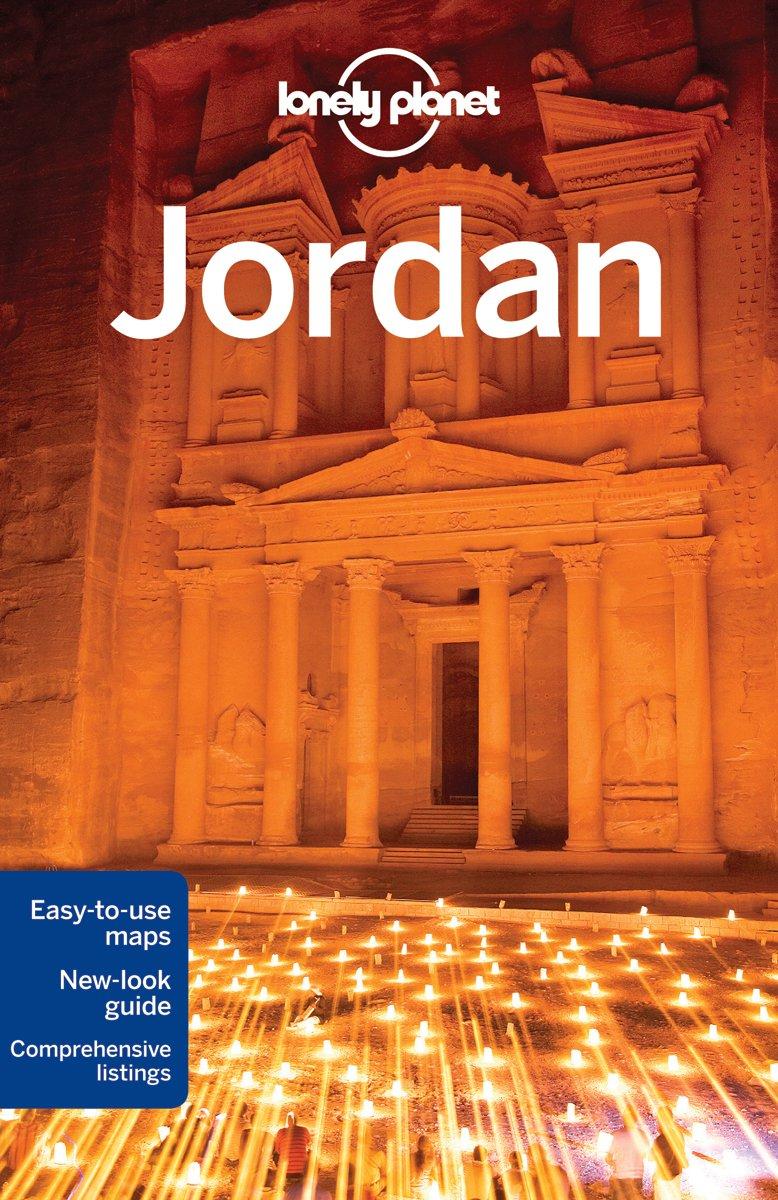 Jordan (Inglés) (Country Regional Guides)