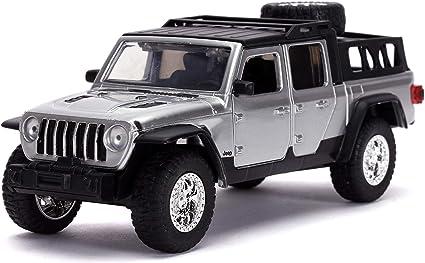 Amazon Com Fast Furious 2020 Jeep Gladiator 1 32 Die Cast