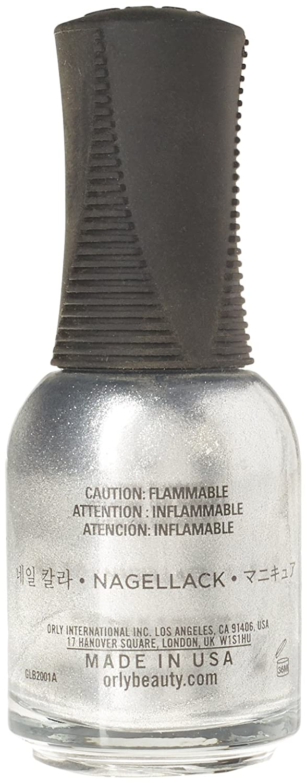 Amazon.com : Orly Nail Lacquer, Shine, 0.6 Fluid Ounce : Nail Polish ...