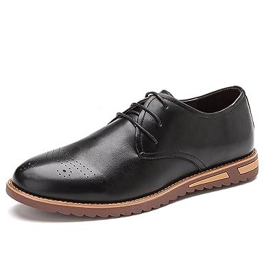 Chaussures mode hommes hommes sculptés Bullock DtSecet