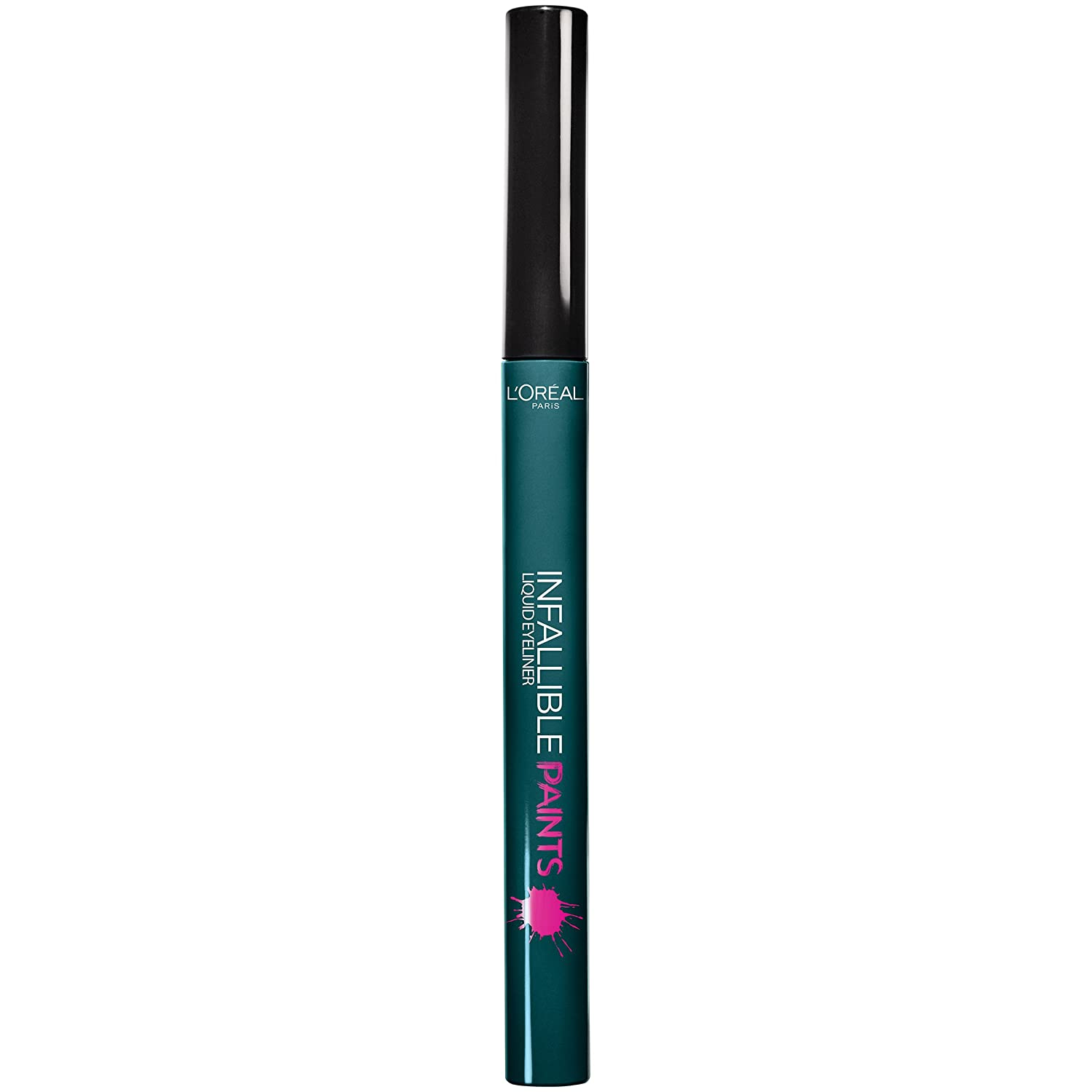 L'Oreal Paris Infallible paints eyeliner vivid aqua, 0.034 Fl Oz L' Oreal Paris