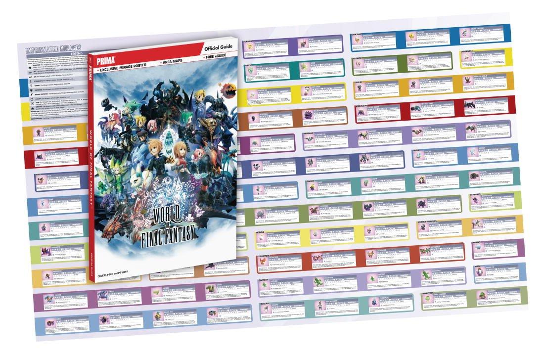 Download World of Final Fantasy pdf epub