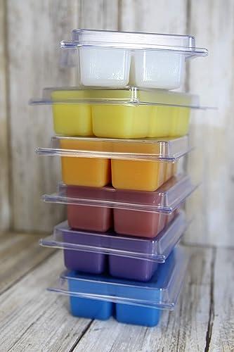 . Highly Fragranced Aromatic Handmade Wax Melts,Choice Of Fragrances