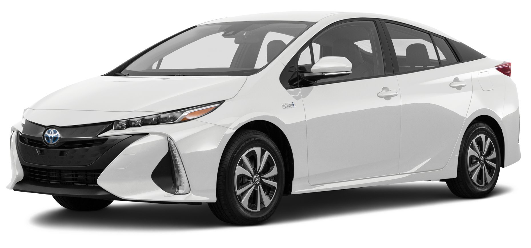 Image result for white prius prime