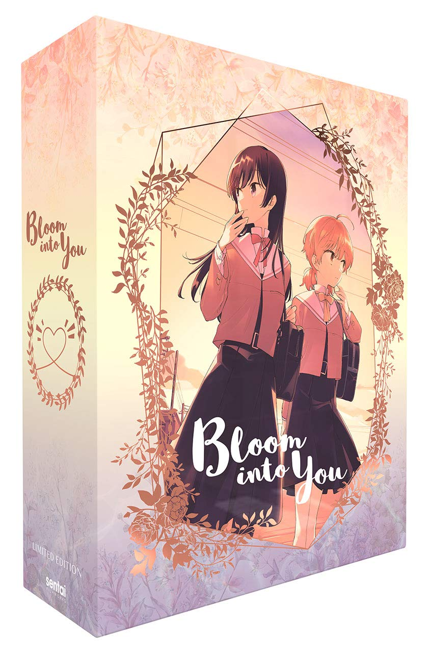 Bloom Into You Premium Box Set Blu-ray (Dual Audio)