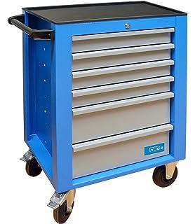 Werkbank 2000 mit 4 Schubladen BLH 150 Kasten