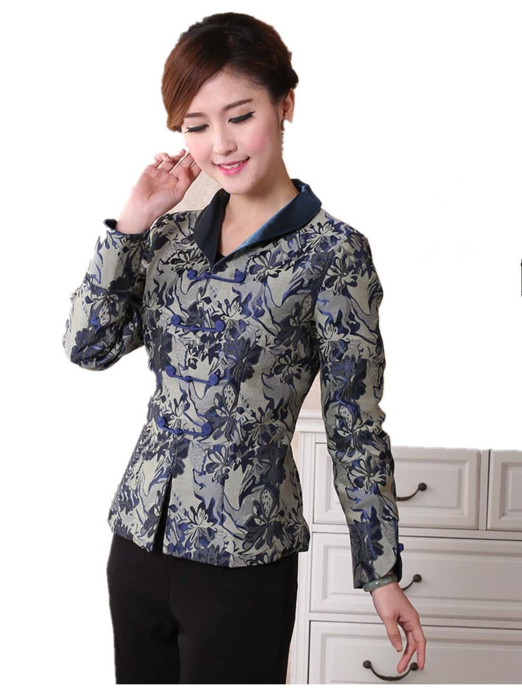 Womens Tang Suits Chinese Jackets Womens Jackets Business Jackets