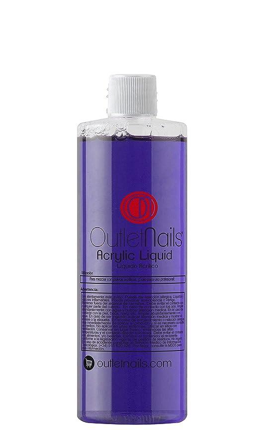Liquido Acrilico monomero 500ml para polvo Acrilico/Monomero para uñas acrílicas/Liquido Acrilico Profesional