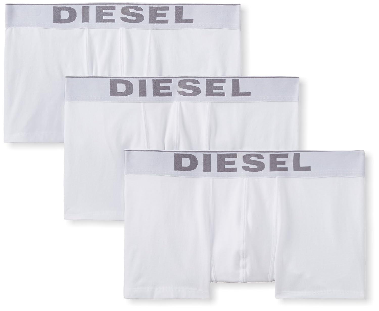 Diesel Men's Essentials 3-Pack Kory Boxer Trunk 00CKY30NTGA