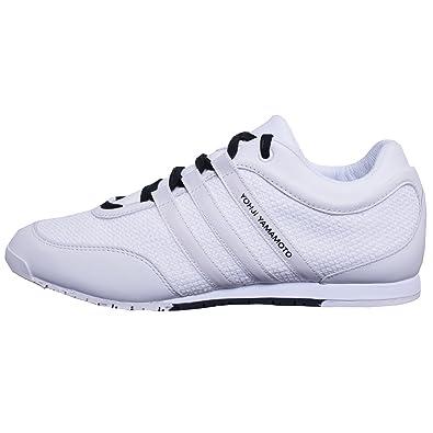 adidas Y 3 Box Trainer weiß UK 6: : Schuhe