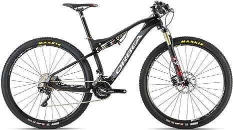 Bicicleta Montaña Orbea oiz M50, 29 pulgadas, talla L, negro-blanco: Amazon.es: Deportes y aire libre