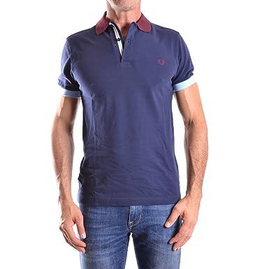 Fred Perry - Camiseta de Tirantes - para Hombre Azul XX-Large ...