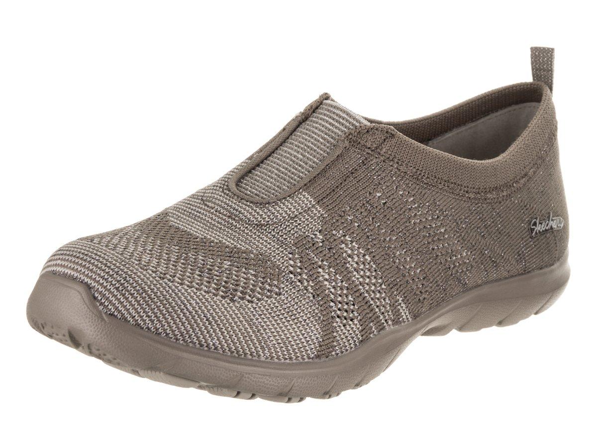 Skechers Slipper  37.5 EU|Taupe/Silver