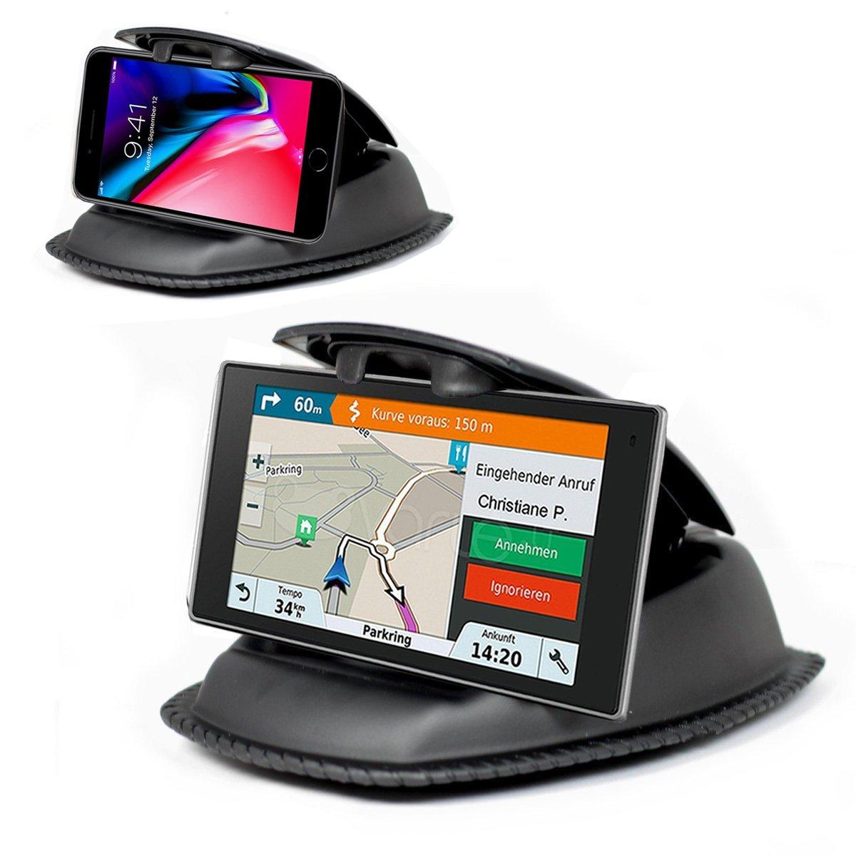 Duragadget - Soporte de salpicadero de coche para GPS Garmin ...