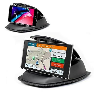 Duragadget - Soporte de salpicadero de coche para GPS Garmin Nuvi 1200, 1210, 1240