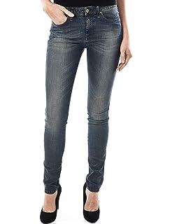 0123cfc3 Diesel Getlegg 0607Z Ladies Jeans Pants Slim Skinny: Amazon.co.uk ...