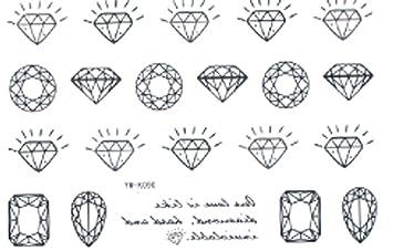 Diamant Tattoo Bedeutung Und Die Schonsten 11