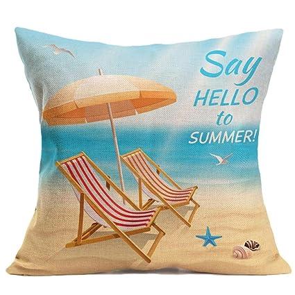 Amazon.com: Super Soft Throw funda de almohada cubierta ...