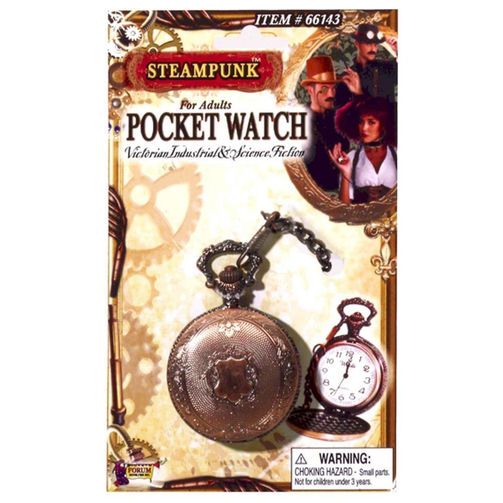 Steampunk Pocket Watch by Forum Novelties (Image #1)