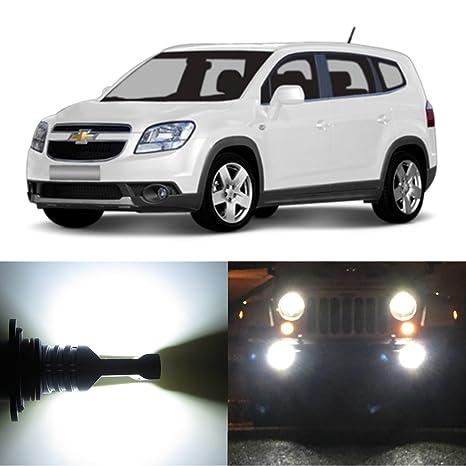 Amazon Alla Lighting 2pcs Super Bright 6000k Xenon White H8