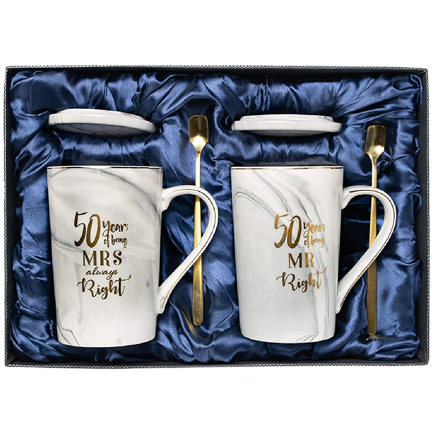 Buy 50th Anniversary Gifts For Couple 50th Wedding Anniversary Gifts Golden Anniversary Gifts For Couples Gifts For Grandparents Gifts For 50th Anniversary Grandpa Grandma Online At Low Prices In India