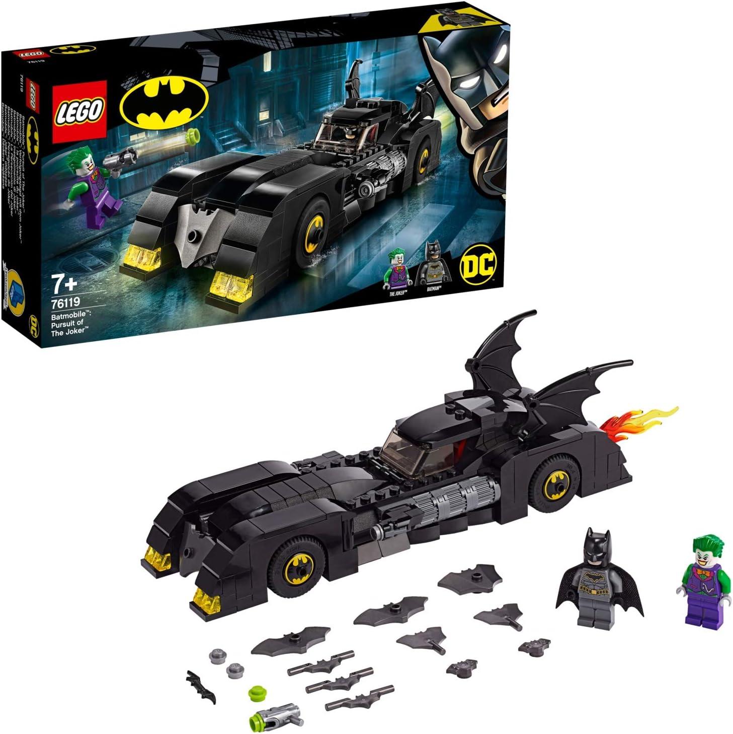 Lego 6251455 Lego Batman Super Heroes Lego Batman Batmobile