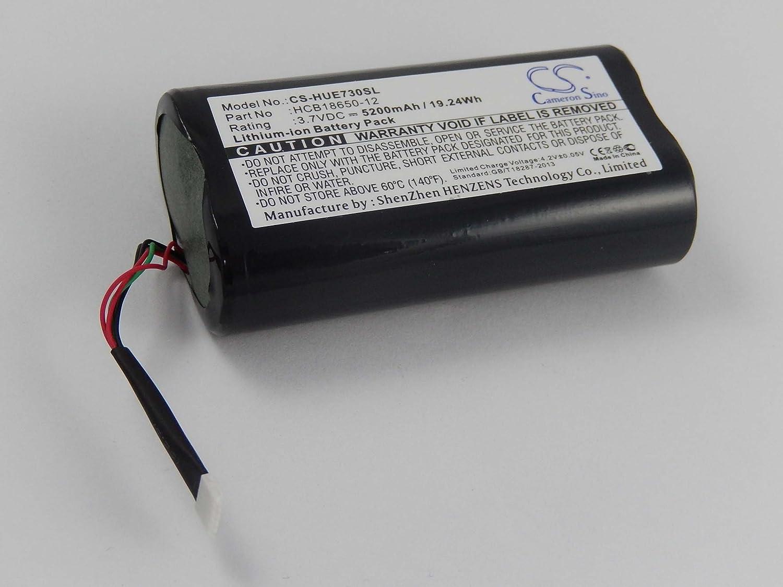 vhbw Batería Li-Ion 5200mAh (3.7V) para Router, Hotspot Huawei ...