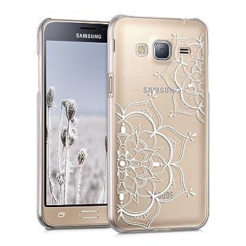 99b87b2e473 kwmobile Funda para Samsung Galaxy J3 (2016) DUOS: Amazon.es: Electrónica