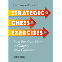 Strategic Chess Exercises: Find the Right Way to Outplay Your Opponent (English Edition)