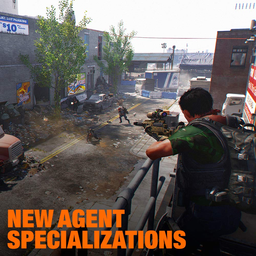 Tom Clancy's The Division 2 Ultimate Edition - XB1 [Digital Code] by Ubisoft (Image #5)