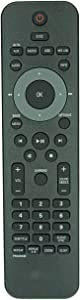 Replacement Remote Control for AC/TV/AV Remote Control for Philips HSB2351 HSB2351/F7 HSB2351/F7B HSB4383/98 HES4900 HES4900/12 HES4900/98 DVD Home Theater System