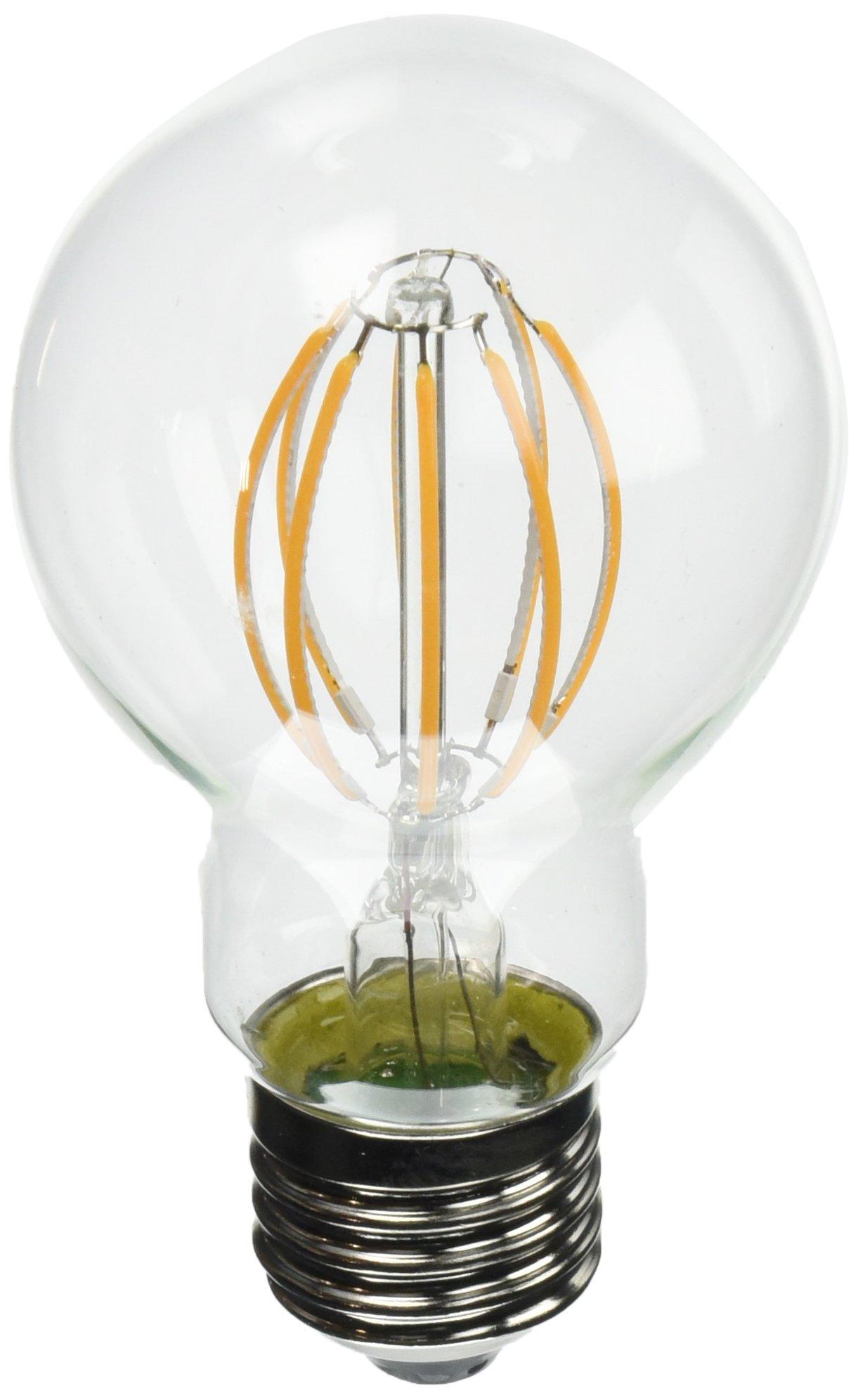 The graphene light ...  sc 1 st  eBay & Graphene Lighting A19-P-DH-8-WW-A230-CFD-E27 Graphene Light Bulb ... azcodes.com