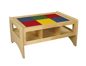 Amazon.com: Childcraft Toddler Multi-Purpose Play Table, 36 x 26 x ...