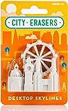 SUCK UK City Erasers - London