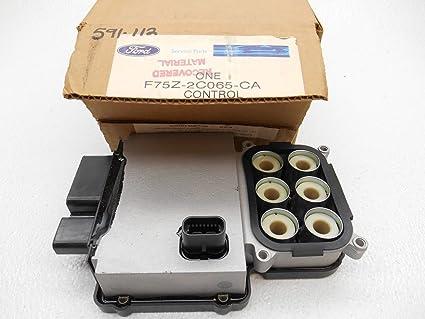 Amazon com: Ford F75Z-2C065-CA, ABS Control Module: Automotive