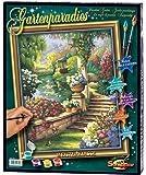 Schipper - 9130 379 - Peindre d'après les nombres - Jardins paradisiaques - 40x50 cm