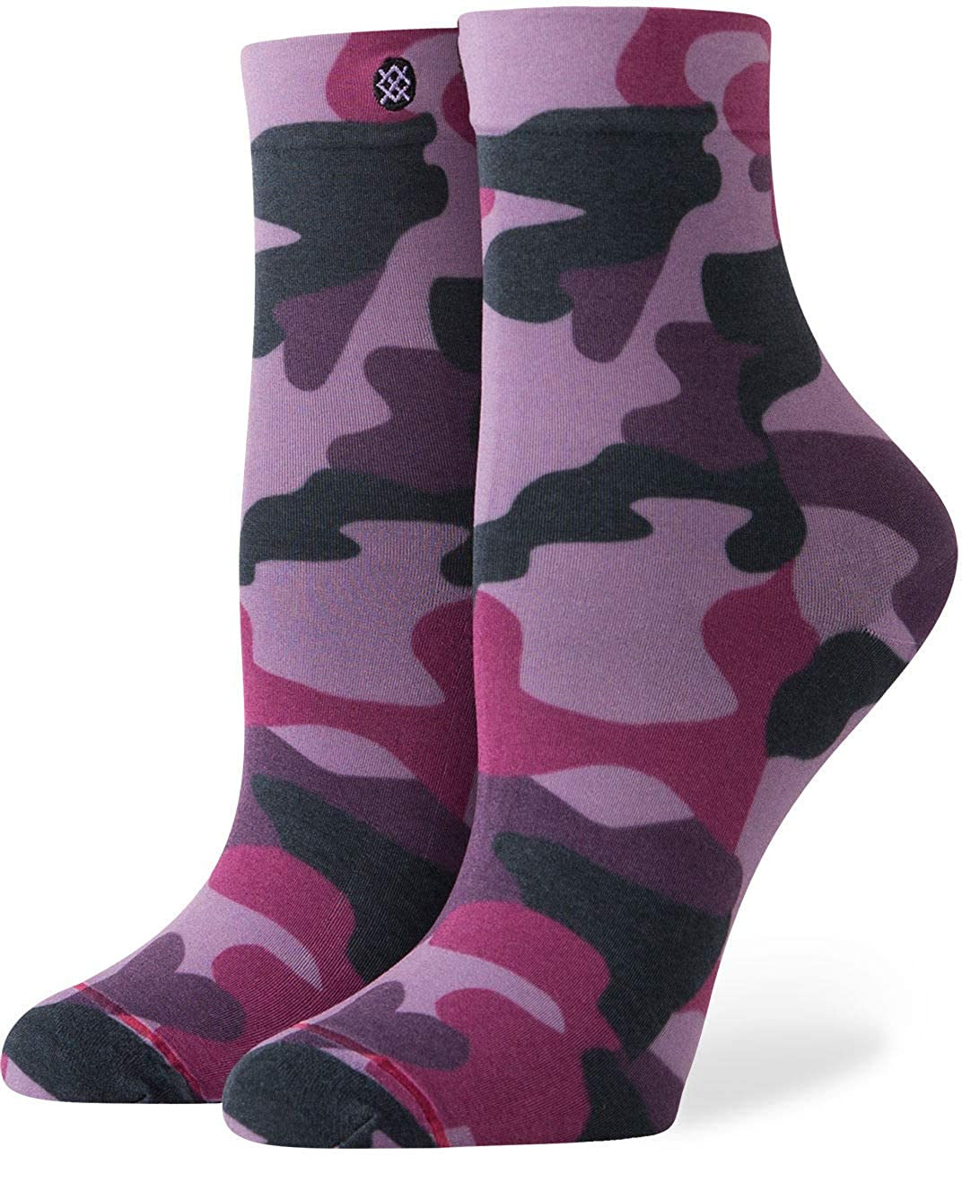 Stance W315C18APR Women's Aphrodite Sock Purple - OS (6-10) Stance Socks Anklet - Aphrodite