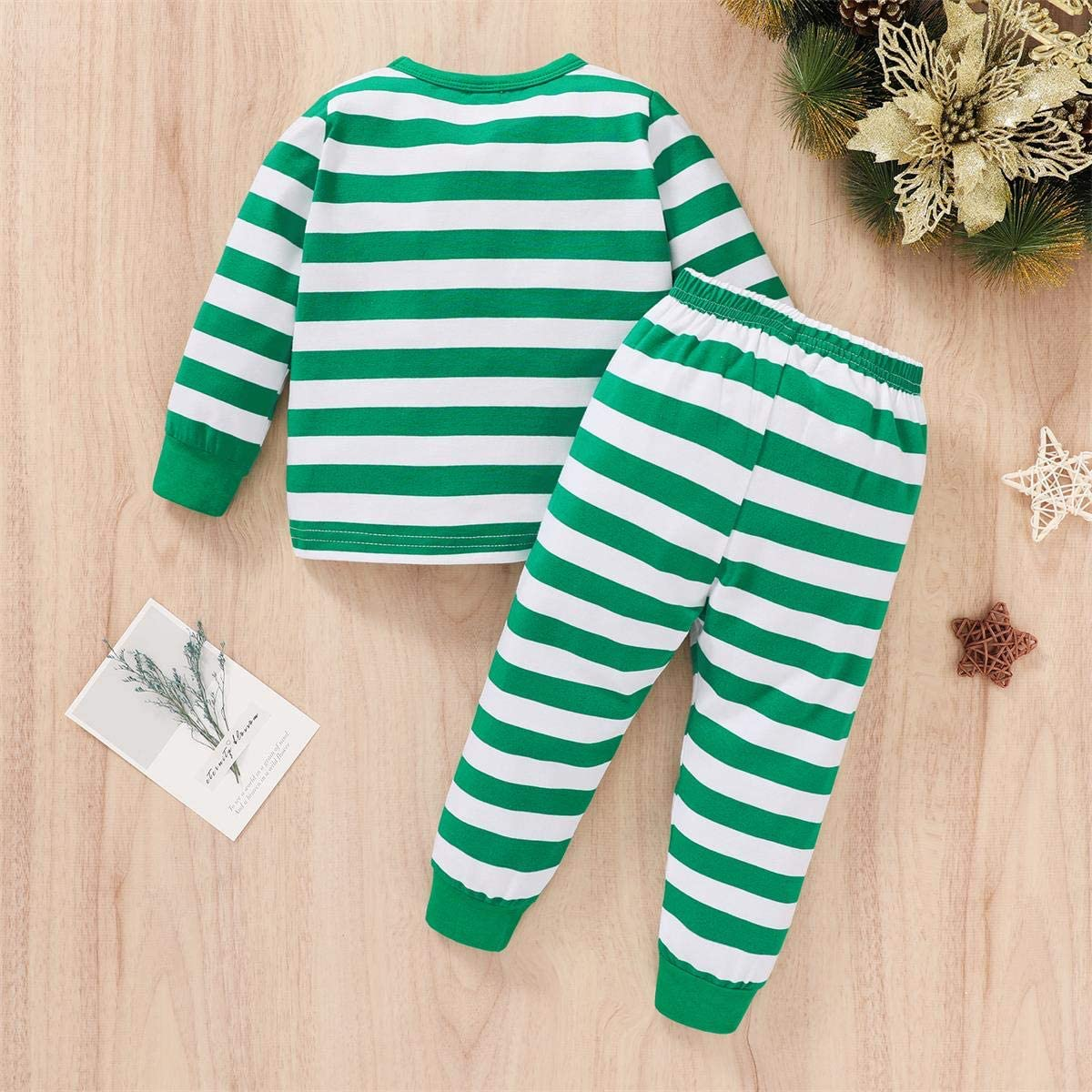TiaoBug Infant Toddler Baby Boys Girls First Halloween Pumpkin Bodysuit Long Sleeve Striped Romper Fall Outfits