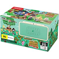 New Nintendo 2DS XL Animal Crossing Edition -  Animal Crossing New Leaf Welcome amiibo pre-installed