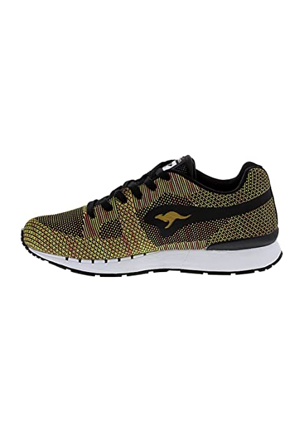 Coil R1-Woven, Unisex Adults Low-Top Sneakers Kangaroos