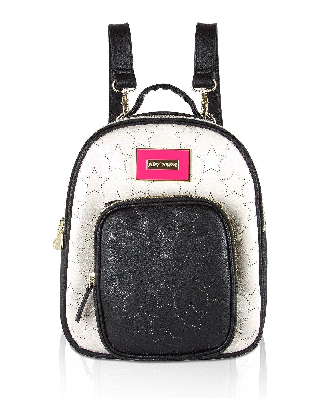 47b5b92465d Betsey Johnson Womens Mini Convertible Backpack