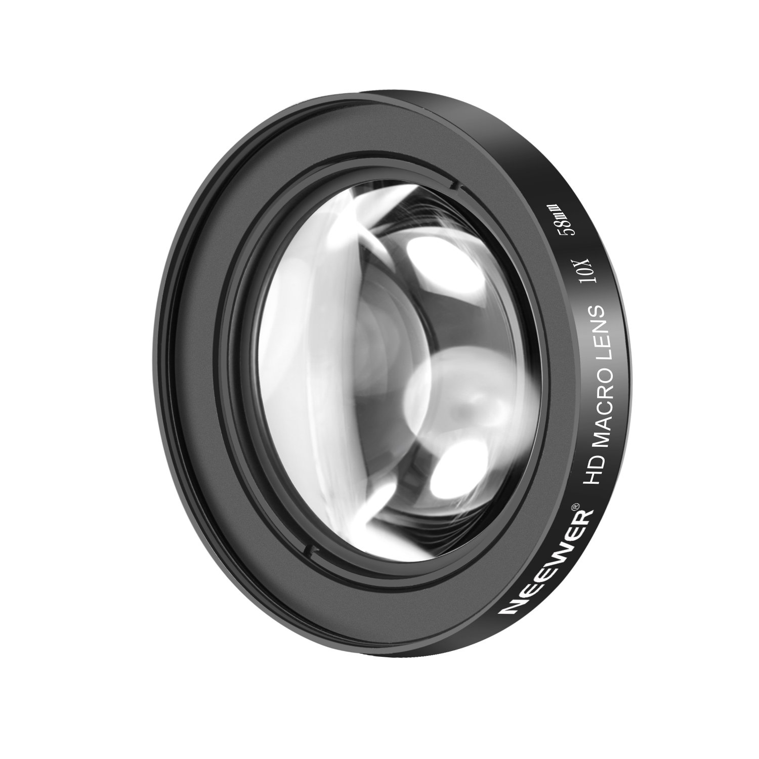 Neewer 58mm 10x Close-up Macro Para  Canon Eos/sl1