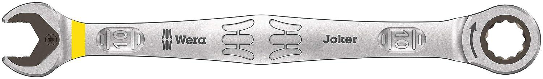 6 pezzi Joker Kit con chiave anello a cricchetto//chiave doppia