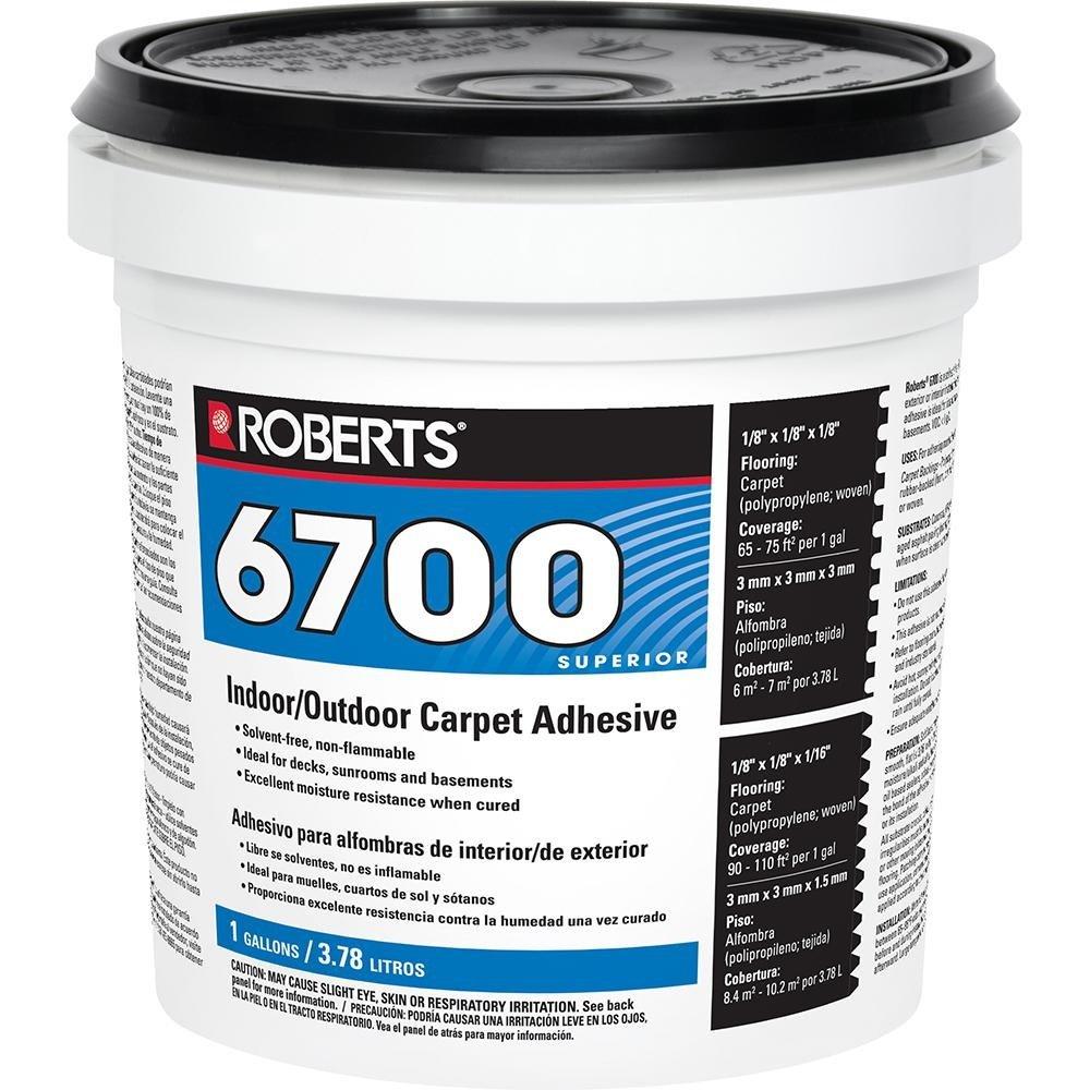 Boat Carpet Glue - Roberts 6700 - 1 gallon