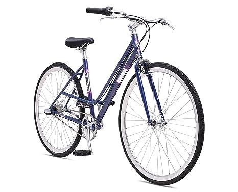 SE Bikes Tripel Step-Through Bicicleta de 3 velocidades: Amazon.es ...