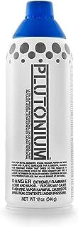 product image for PLUTONIUM Paint Ultra Supreme Professional Aerosol Paint, 12-Ounce, Motown Blue